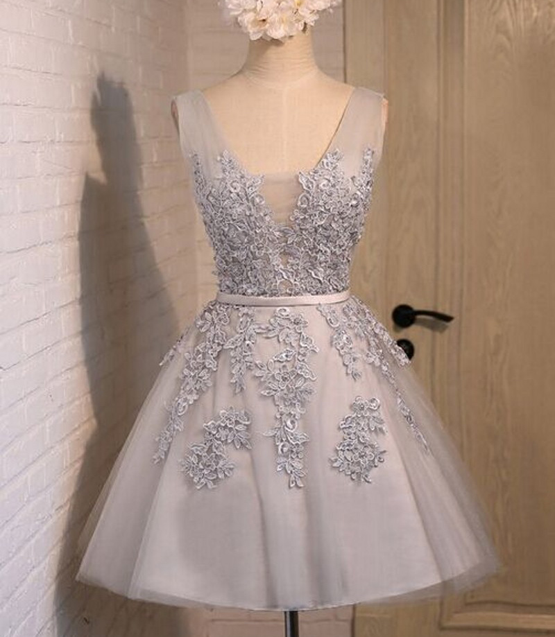 silver cocktail dresses for juniors