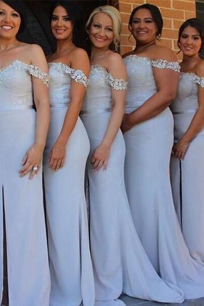 long bridesmaid dress, sexy bridesmaid dress, pretty bridesmaid dress, sweet heart bridesmaid dress, mermaid bridesmaid dress, PD1452