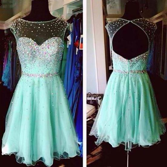 Blue prom dress, junior prom dress, off shoulder prom dress, short prom dress, cheap prom dress, backless prom dress, short homecoming dress, homecoming dress,PD15045